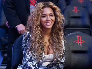 Jay-Z and Beyonce attend the 2013 NBA All-Star Game at the Toyota Center on February 17, 2013 in Houston, Texas. ©AbacaUsa.com
