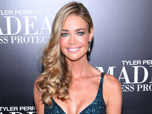 Denise Richards at 'Tyler Perry's Madea's Witness Protection' New York premiere at AMC Lincoln Square Theater New York City