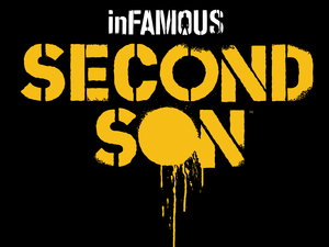 'InFAMOUS Second Son' logo