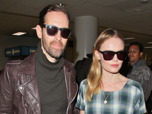 Kate Bosworth marries Michael Polish