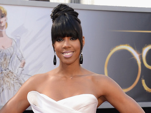 Kelly Rowland attends the Oscars at Hollywood & Highland Center