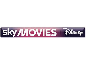 Sky Movies DIsney logo