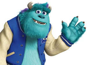 &#39;Monsters University&#39; character art: James P. Sullivan
