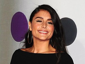 Jessie Ware arriving for the 2013 Brit Awards at the O2 Arena, London