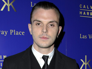 Theo Hutchcraft attends Jay-Z's Roc-Nation Brits 2013 Afterparty