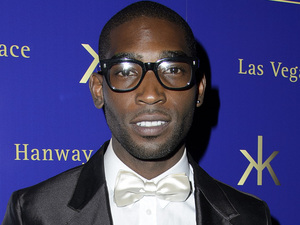 Tinie Tempah attends Jay-Z's Roc-Nation Brits 2013 Afterparty