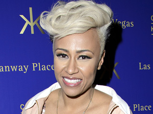 Emeli Sande attends Jay-Z's Roc-Nation Brits 2013 Afterparty