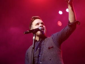 Olly Murs performs during The Charlton Athletic Community Trust Concert