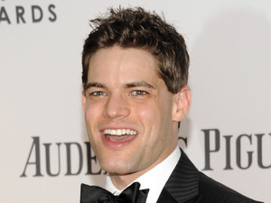 'Smash' star Jeremy Jordan at the 2012 Tony Awards