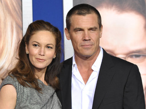 "Actors Diane Lane and Josh Brolin attend the LA premiere of ""The Guilt Trip"" at the Regency Village Theater on Tuesday, Dec. 11, 2012, in Los Angeles."