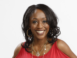 Diane Parish as Denise Fox in EastEnders