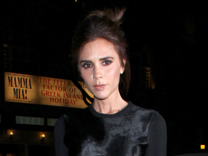 Victoria Beckham, London Fashion Week 2013