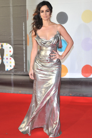 Bérénice Marlohe, The 2013 Brit Awards (Brits) held at the O2 Arena