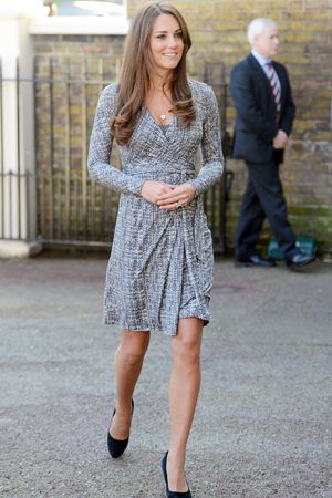 Kate Middleton, Duchess of Cambridge, Hope House, London