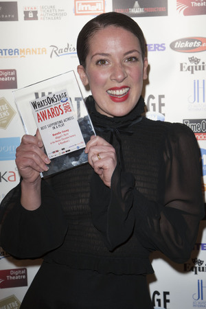 Natalie Casey, Whatsonstage.com Awards, London