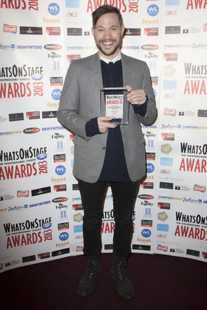 Will Young, Whatsonstage.com Awards
