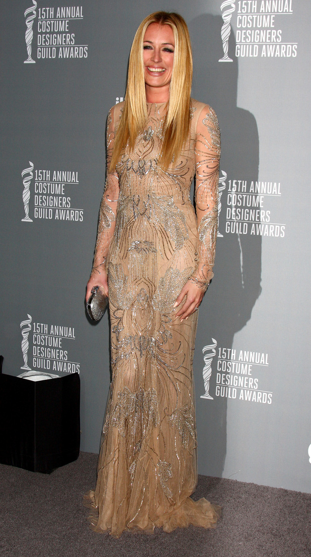 Cat Deeley, 15th Annual Costume Designers Guild Awards