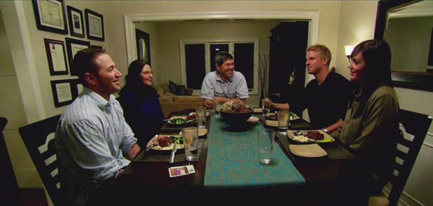 The Bachelor Week 7: Sean and Desiree's family