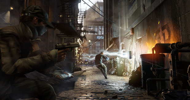 Screenshot from 'Watch Dogs' for PlayStation 4