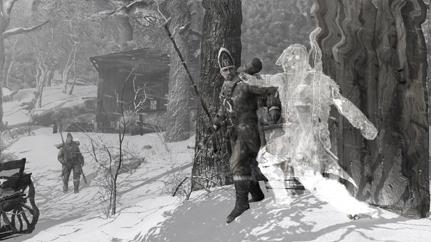 'Assassin's Creed 3: The Tyranny of King Washington' Part 1 screenshot