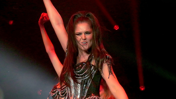 Girls Aloud '10' tour: Opening night 