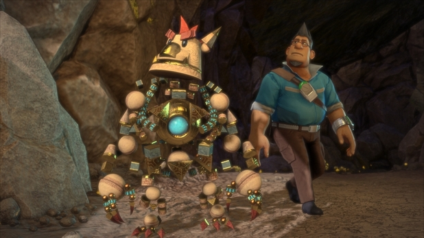 'Knack' for PS4
