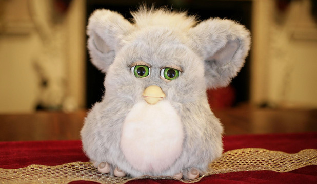 The hit toy 'Furby'