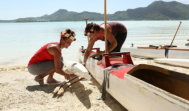 The Amazing Race Season 22 Premiere still