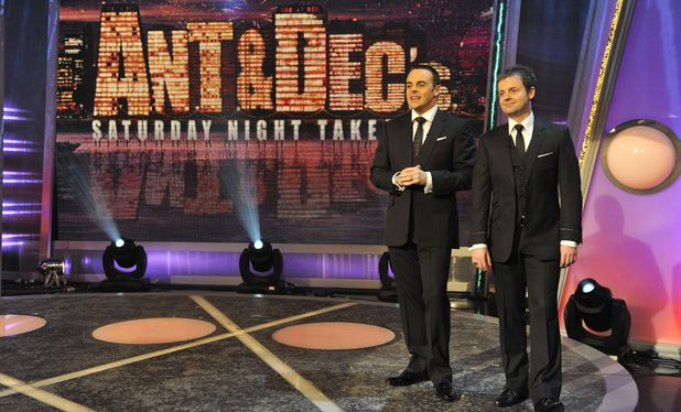 Ant & Dec present 'Ant & Dec's Saturday Night Takeaway' in 2009