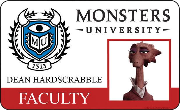 Dean Hardscrabble
