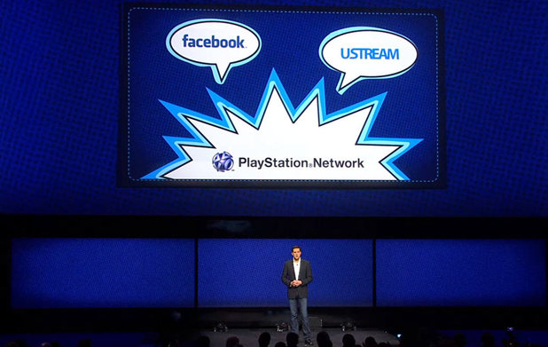 PS4 launch: David Perry talks about social network integration of the PS4