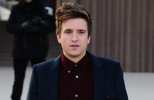 Greg James, Burberry Prorsum show, Autumn Winter 2013, London Fashion Week