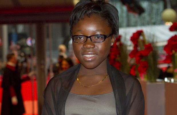 Congolese actress Rachel Mwanza