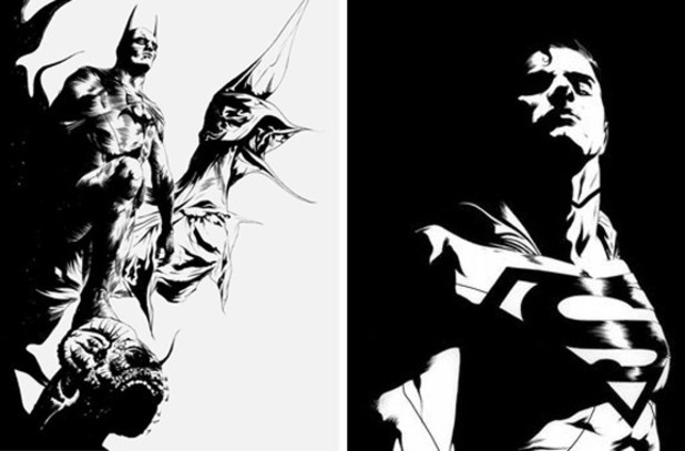 Greg Pak, Jae Lee's 'Batman/Superman'