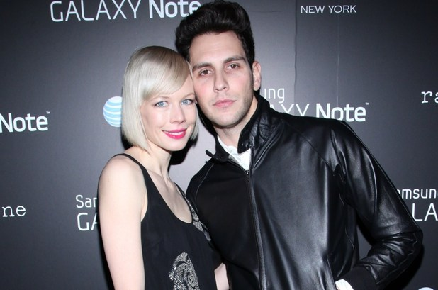 Cobra Starship&#39;s Gabe Saporta and fiancee Erin Fetherston
