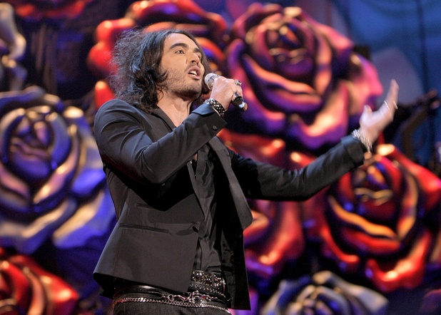 Russell Brand, Brit Awards 2007