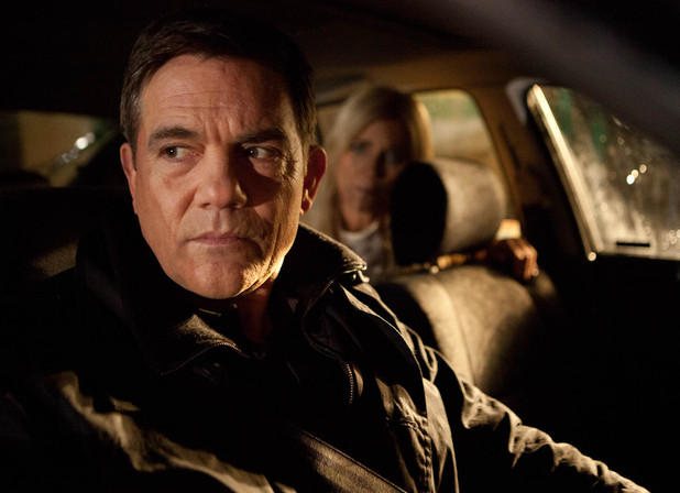 8074: On closer inspection, Stella realises her cab driver is Karl but he isn't keen on letting the chance pass