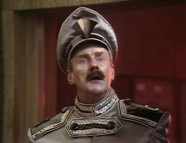 Richard Briers as The Chief Caretaker
