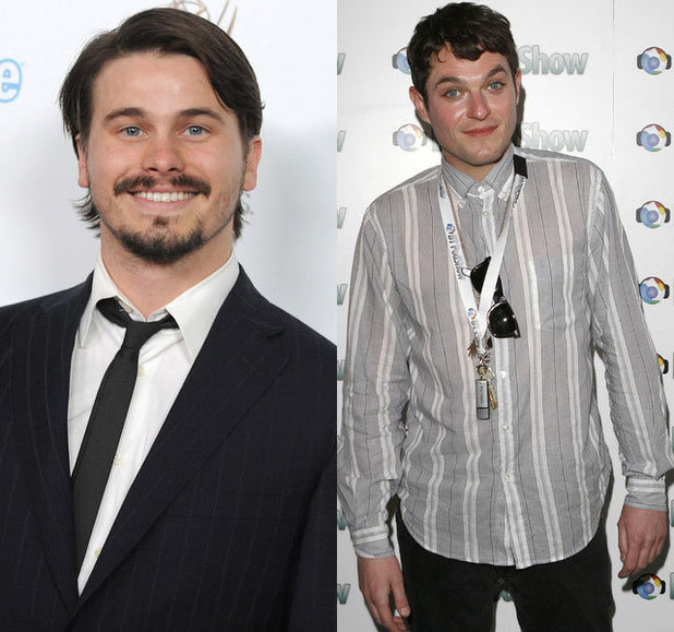 Jason Ritter and Matthew Horne