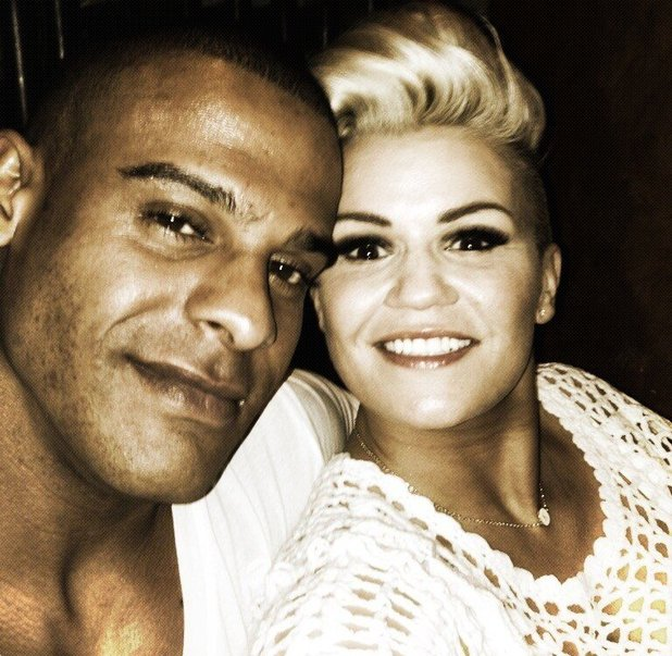 Kerry Katona and her boyfriend George Kay - 18 February 2013