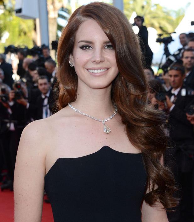 Lana Del Rey at the 'Moonrise Kingdom' premiere