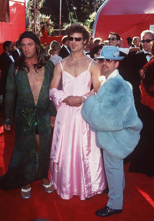 Trey Parker , Matt Stone, Marc Shaiman, Oscars 2000