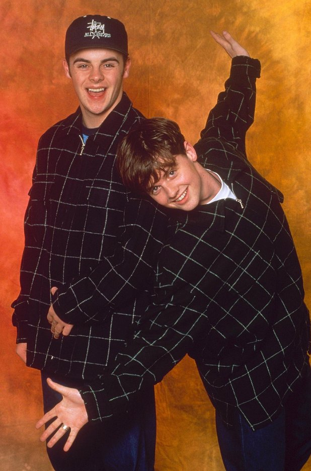 Ant & Dec: TV Career in pictures