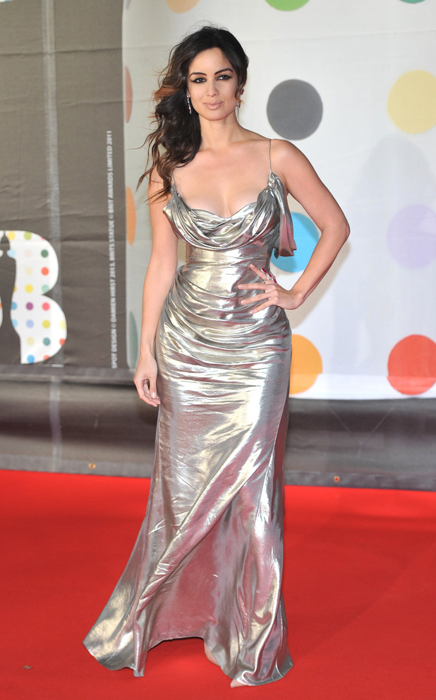 Berenice Marlohe, 2013 Brit Awards