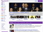 Yahoo unveils revamped homepage