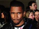 Frank Ocean arriving for the 2013 Brit Awards at the O2 Arena, London