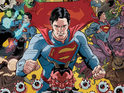 The Daredevil artist provides a cover for Grant Morrison's final issue.