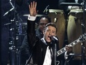Winners, nominees and performers at Brits 2013 show see sales surges.