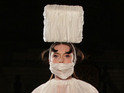 Most outrageous, jaw-dropping outfits of London Fashion Week 2013.
