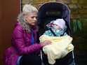 Lola plans to leave Walford with Lexi in EastEnders tonight.